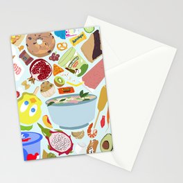 My Cravings Make No Sense Stationery Cards