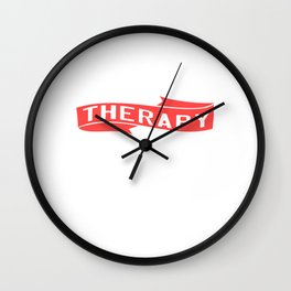 Are you into Yoga these days? Get up, get better, get here! Get Yoga! Be calm! Relax Relaxing Wall Clock