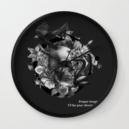 Burcu Korkmazyurek x Rituals of Mine Wall Clock