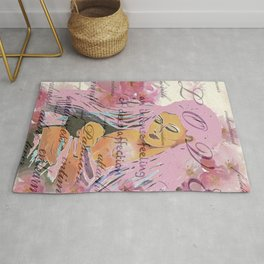 MOTHER:THANK YOU FOR YOUR UNCONDITIONAL LOVE Rug