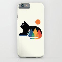 Moonlight Serenade iPhone Case