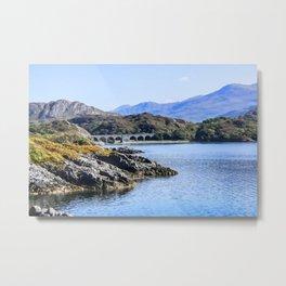 Loch nan uamh Viaduct 2 Metal Print