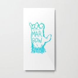 Ape Shaka · Marrow Metal Print