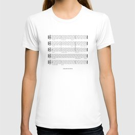 Everybody, let's rock T-shirt