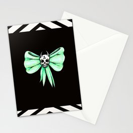Pretty in Afterlife.  Stationery Cards