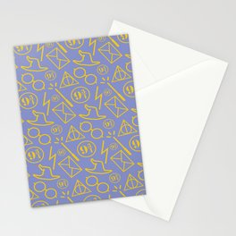 Potter Pattern Stationery Cards