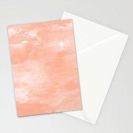 Peach Dreams Stationery Cards