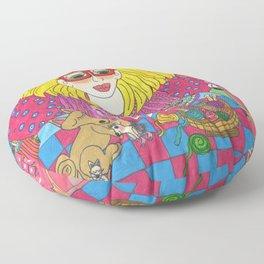 Bedtime Floor Pillow