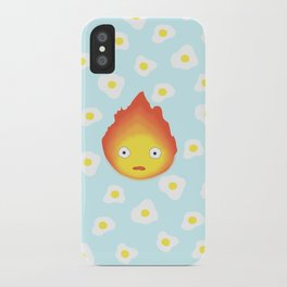 Calcifer - Howl's Moving Castle iPhone Case
