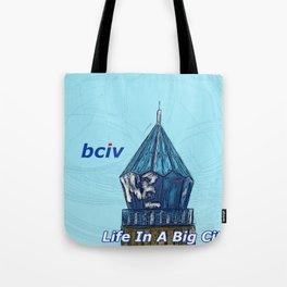 Life In A Big City Tote Bag