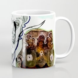Myth Collage Coffee Mug