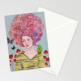 histoires d'enfance Stationery Cards