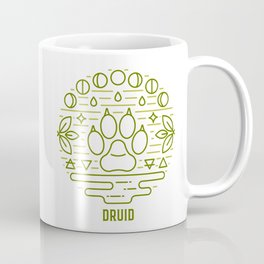 Druid Emblem Coffee Mug