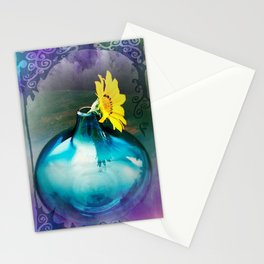 Blue Vase Stationery Cards