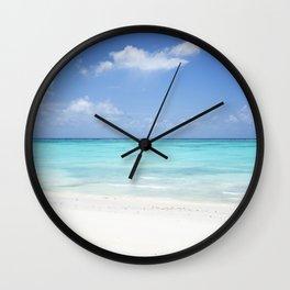 beach, Zanzibar, Tanzania Wall Clock