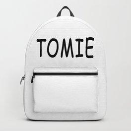 Tomie Horror Manga Anime Comic Book Graphic Novel  Backpack