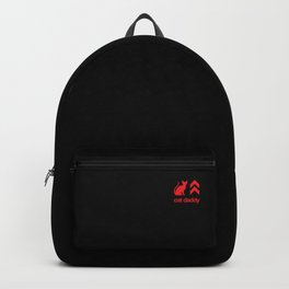 Cat Daddy minimal Backpack