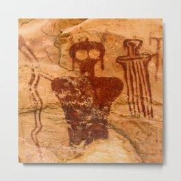 ANCIENT ALIENS Metal Print