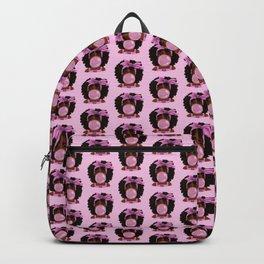 Bubble Gum Portrait Backpack