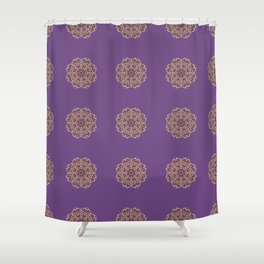 Modern Pattern 22 Shower Curtain