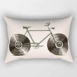 Velophone Rectangular Pillow