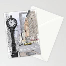 I have visited the city many years ago, I love New York Stationery Cards