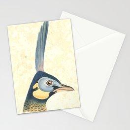 Pavo muticus Hardwicke Stationery Cards
