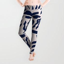 Impressive boanical artwork Leggings