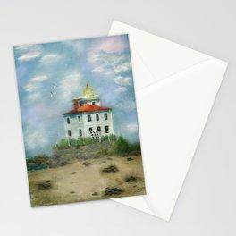 Mentor Headlands Lighthouse Stationery Cards