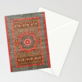 N156 - Vintage Heritage Traditional Boho Moroccan Style Design Stationery Cards