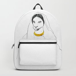 White Night Backpack