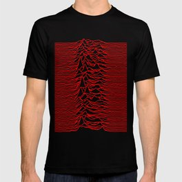 Unknown Pleasures [Red Lines LP] T-shirt