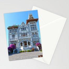 Hotel en Ribadesella Stationery Cards