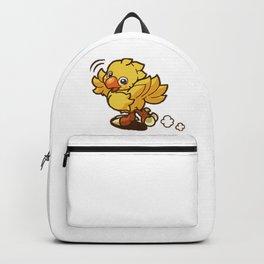 Stylish Chocobo Backpack