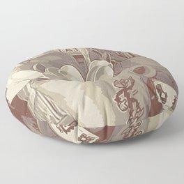 Vichy Floor Pillow