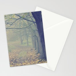 Avenue of Trees Stationery Cards