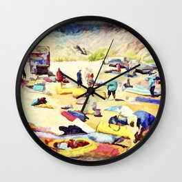 Grand Canyon Put In Wall Clock