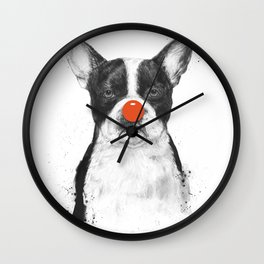 I'm not your clown Wall Clock