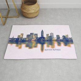 Baton Rouge Skyline Rug