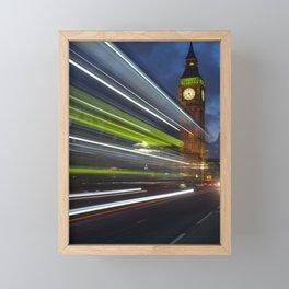 Life in the Fast Lane Framed Mini Art Print