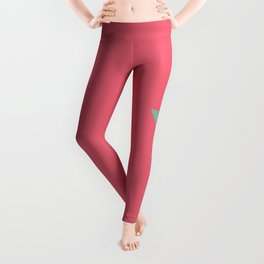 Pink Bubbles Leggings