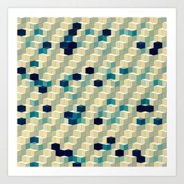 Abstract Art Design Art Print