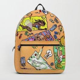Beach Life Backpack