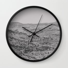 The Lost Highway IV Wall Clock