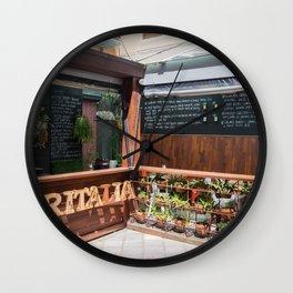 Baritalia Restaurant Wall Clock