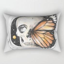 A Strange Existence of an Ending (A Space for a Beginning) Rectangular Pillow