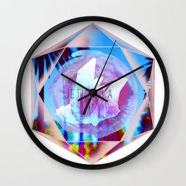 JETLAG in LA Wall Clock