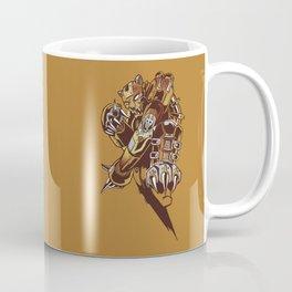 Steampunk Tiger Coffee Mug