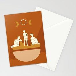 Mystic Trio Stationery Cards