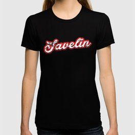 javelin - vintage & distressed T-shirt